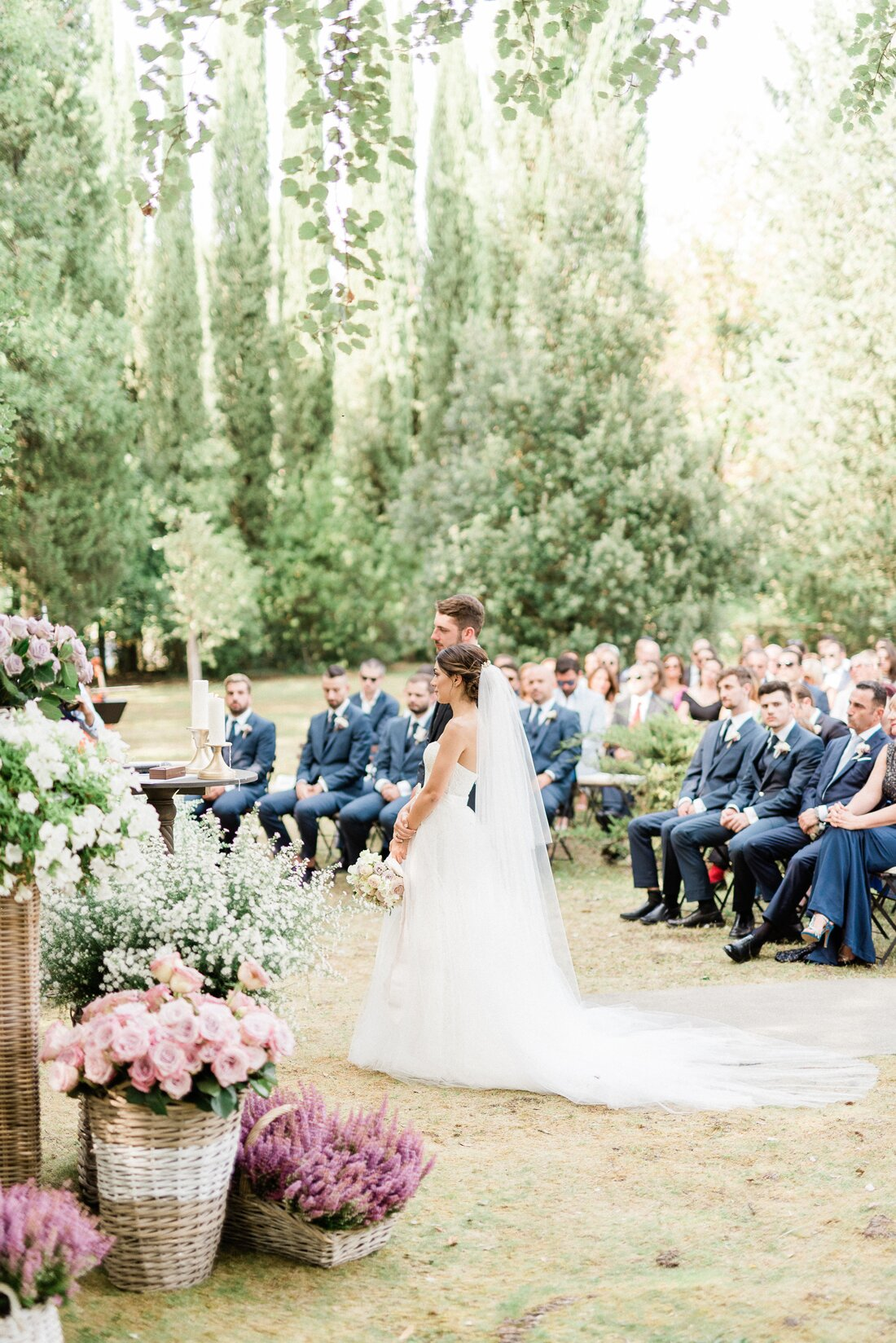 What S The Ideal Ceremony Start Time For A Summer Wedding