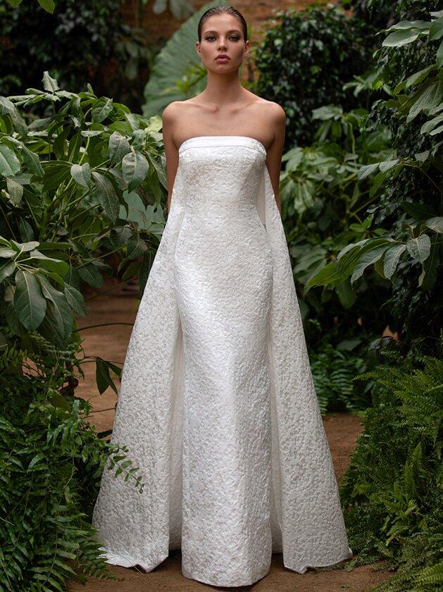 Zac Posen For White One Fall 2020 Wedding Dress Collection