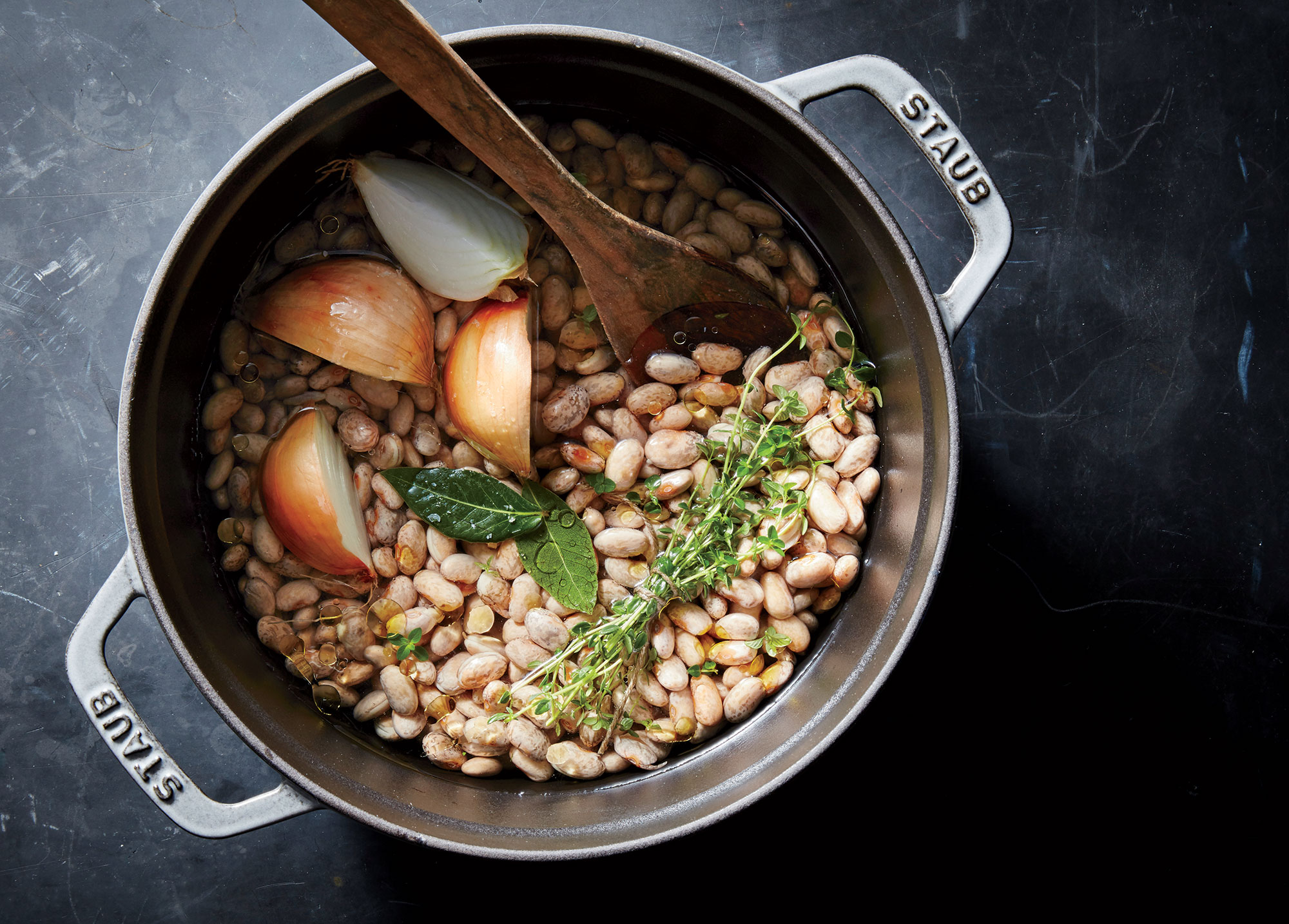 Master Dried Beans