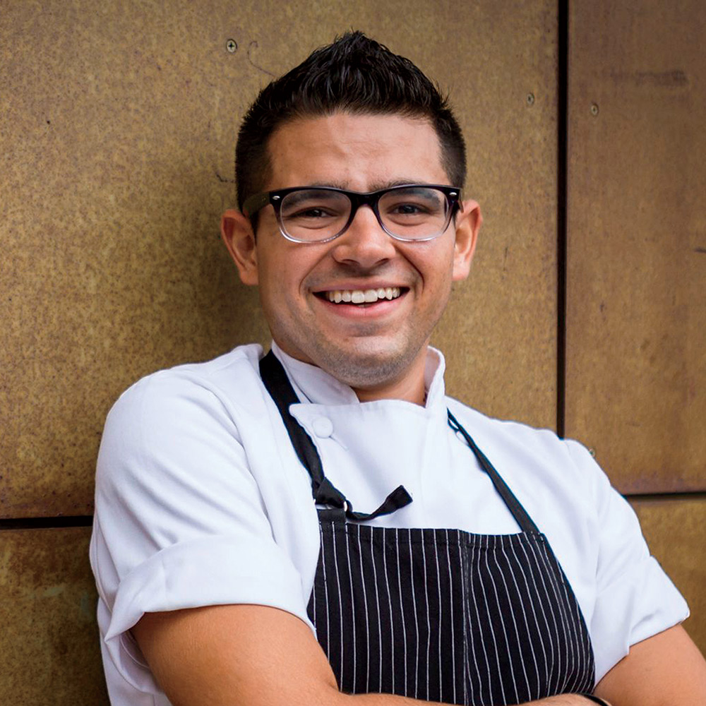 Chef Michael Serpa of Select Oyster Bar in Boston | Photo: James Rose