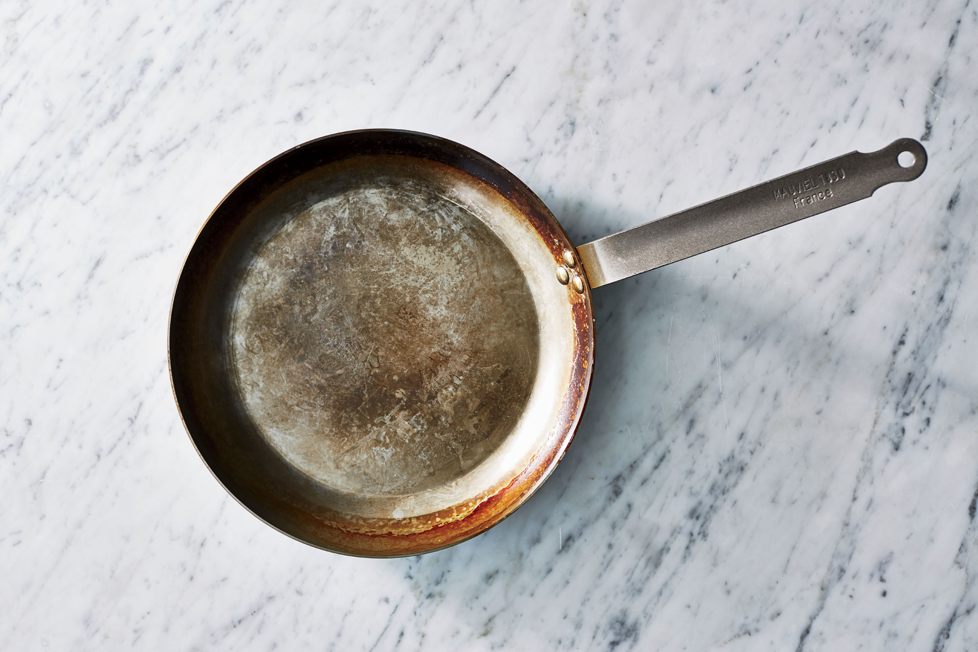 Seasoned Carbon Steel Pan