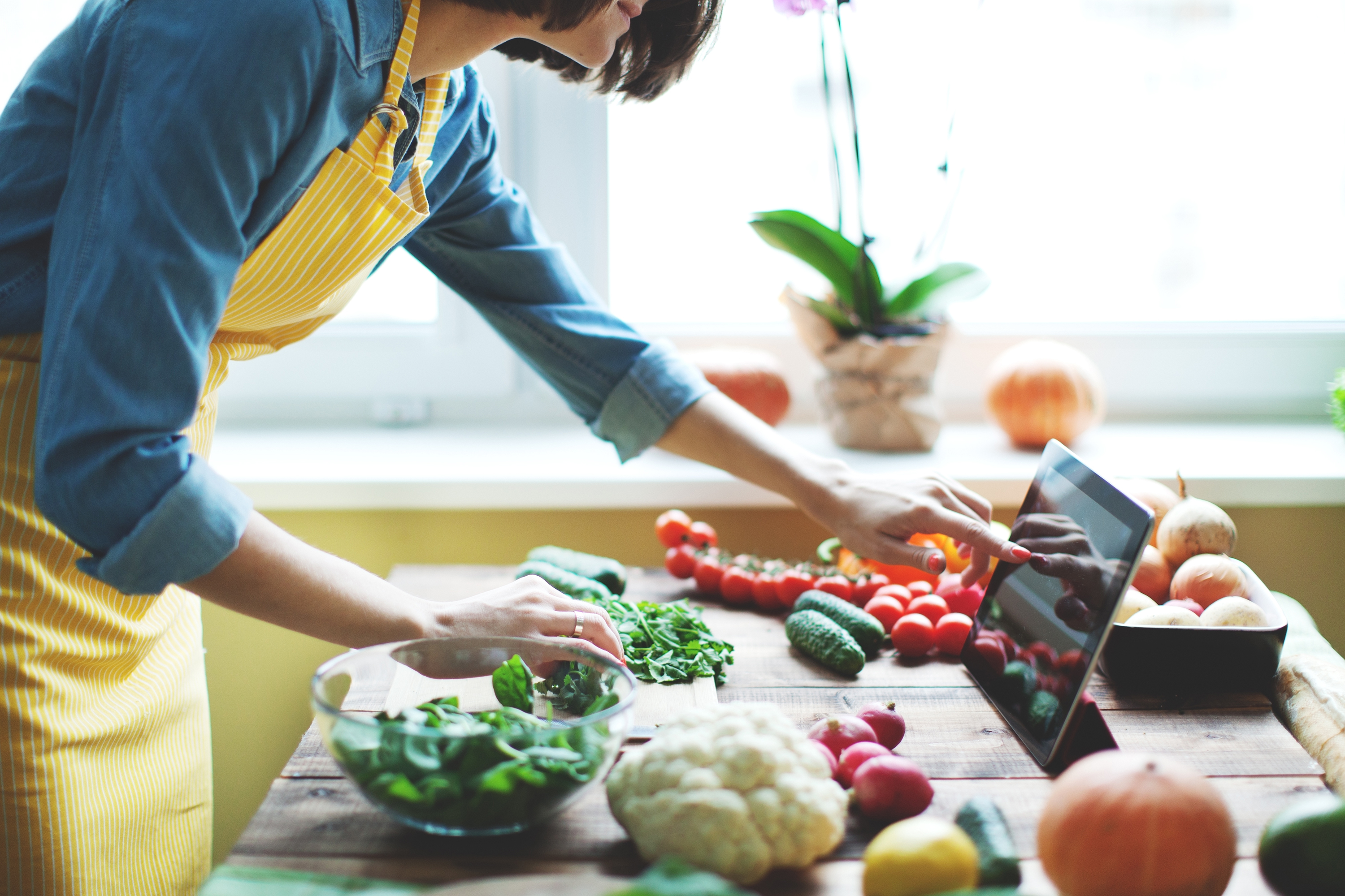 Real Simple Launches Free Virtual Cooking School | Cooking Light