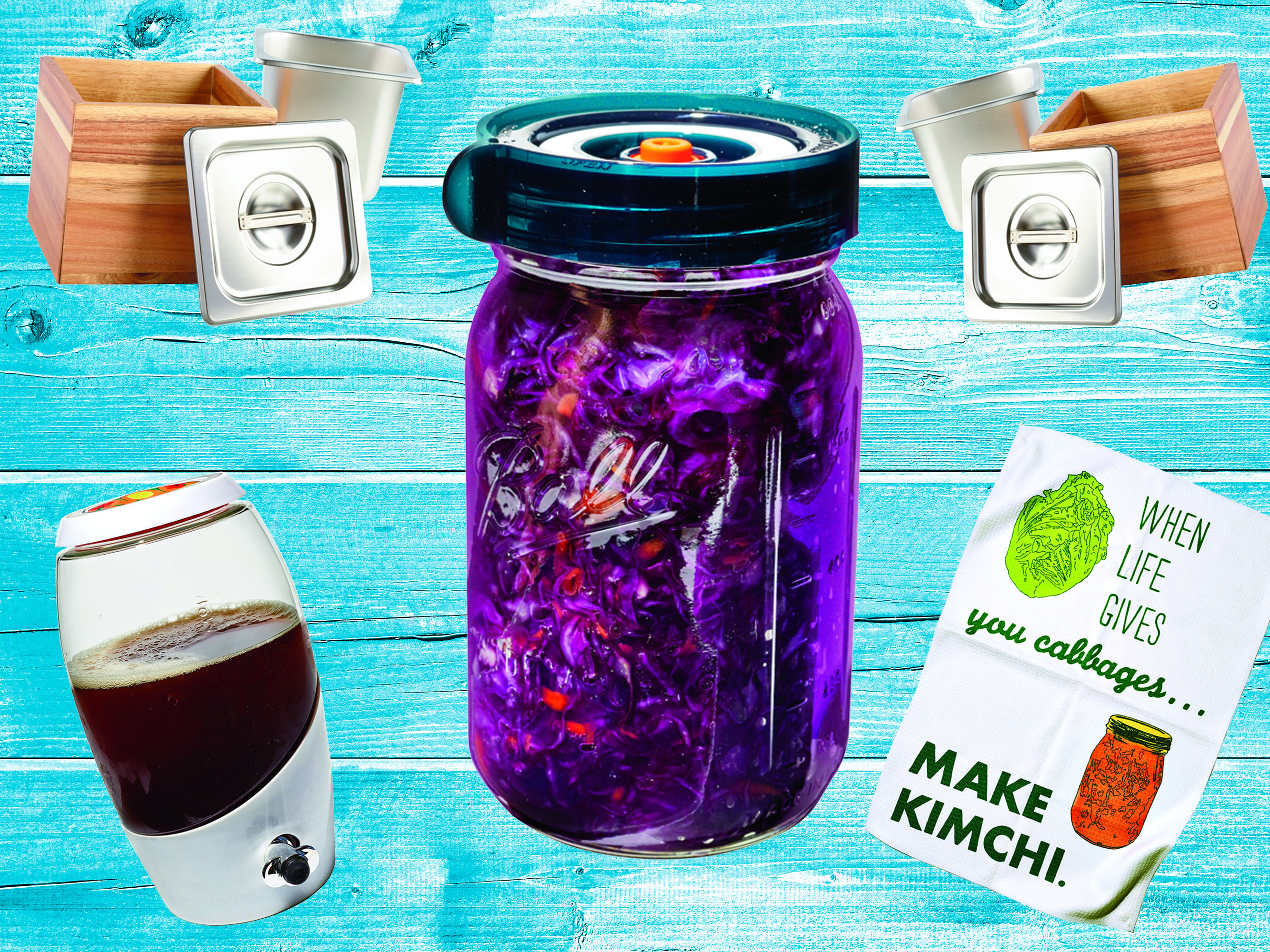Probiotic Kitchen Products