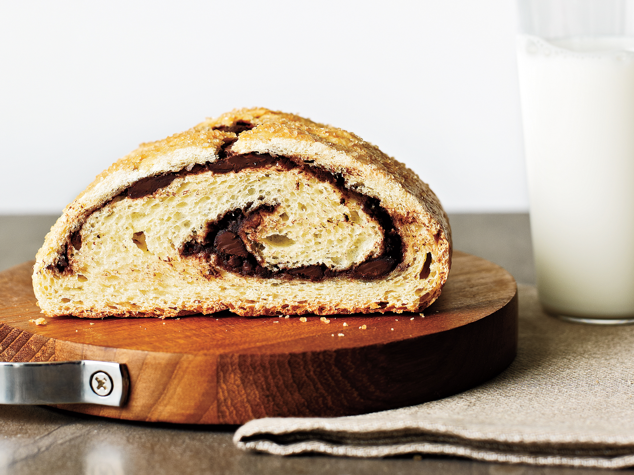 Rich Chocolate Babka