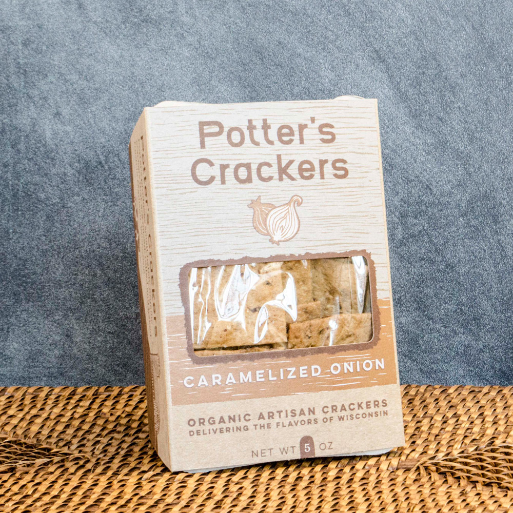 Credit: Potter's Crackers