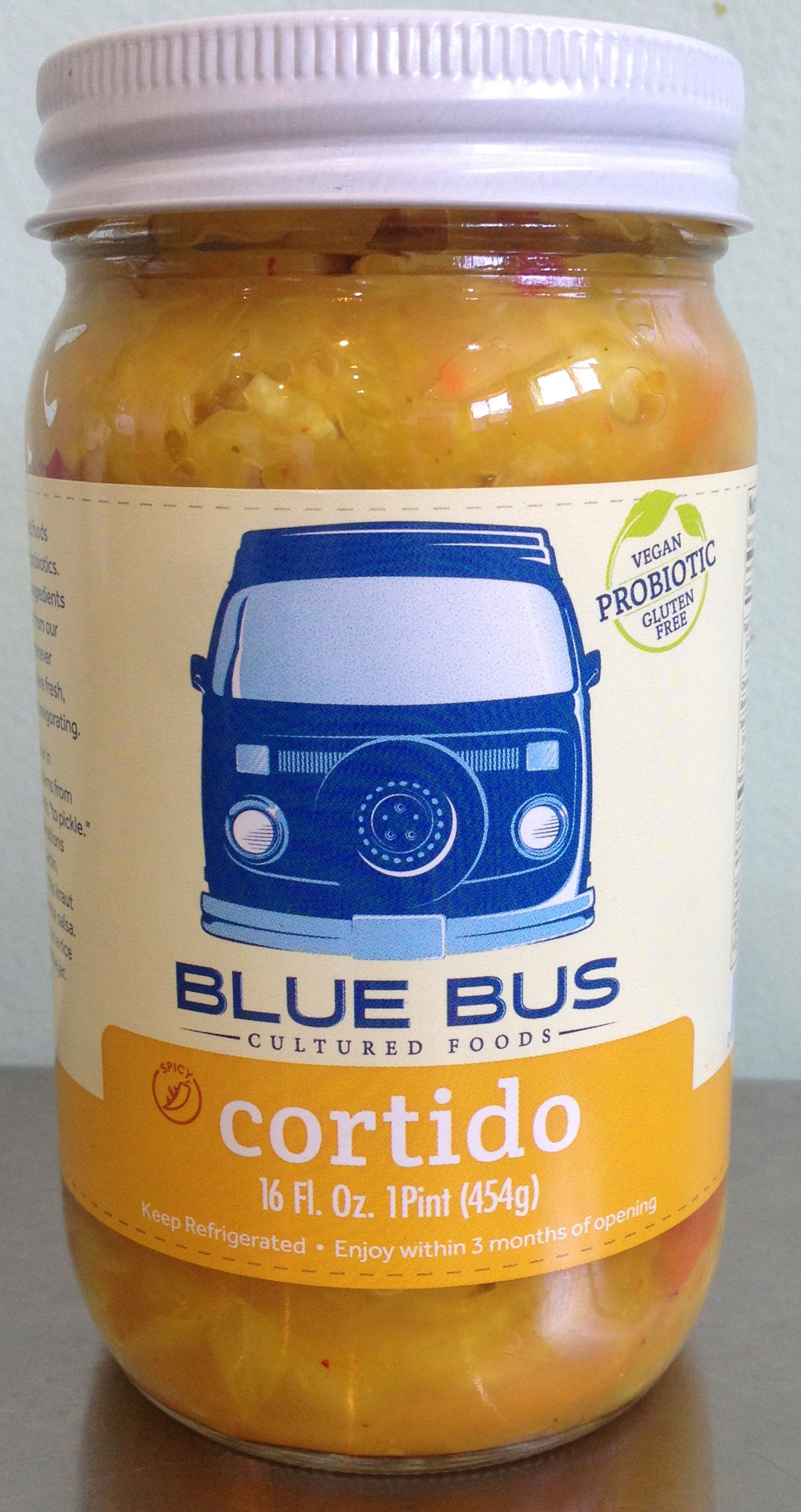 Courtesy of Blue Bus Cultured Foods