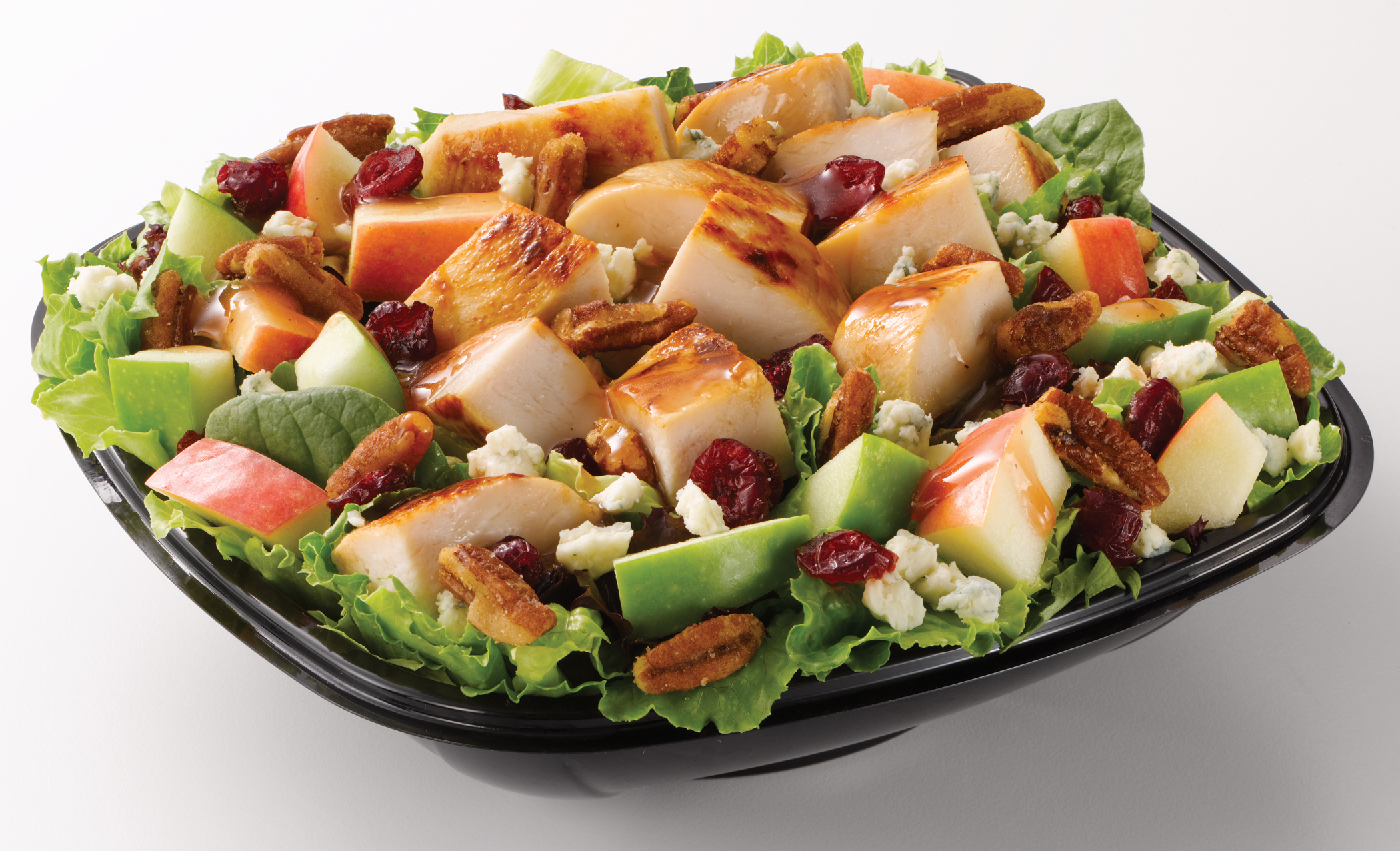 Wendy's Apple Pecan Chicken Salad. Photo courtesy of Wendy's.