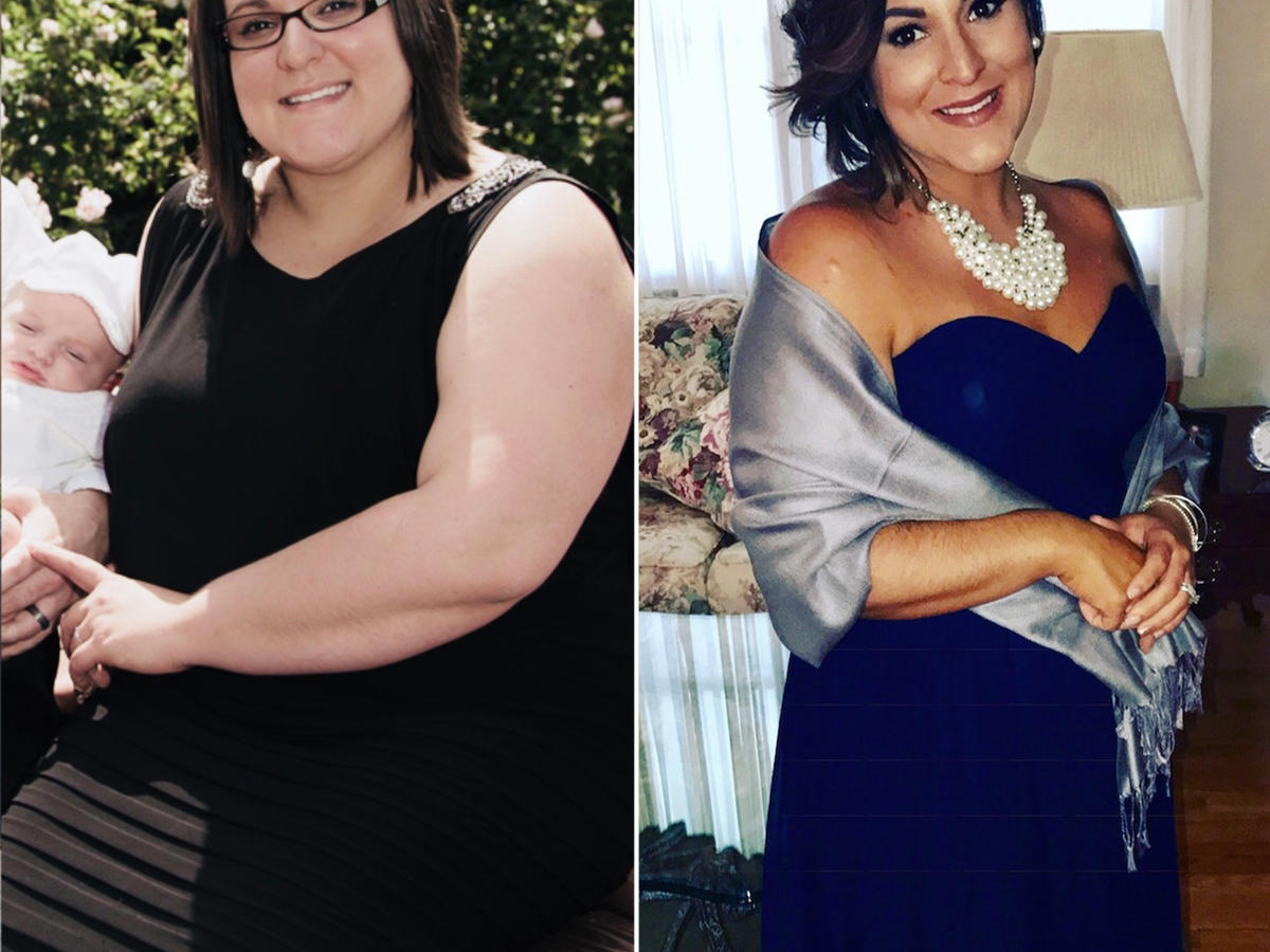 Busy Mom of Two Opens Up About the Fitness Program That Helped Her Lose Nearly 100 Lbs.