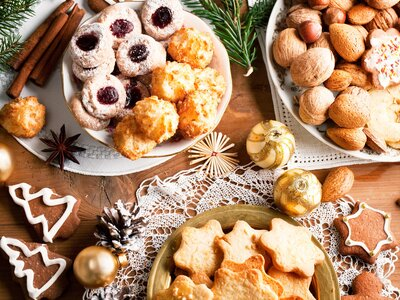 How To Throw A Cookie Swap Party In 4 Easy Steps Cooking Light
