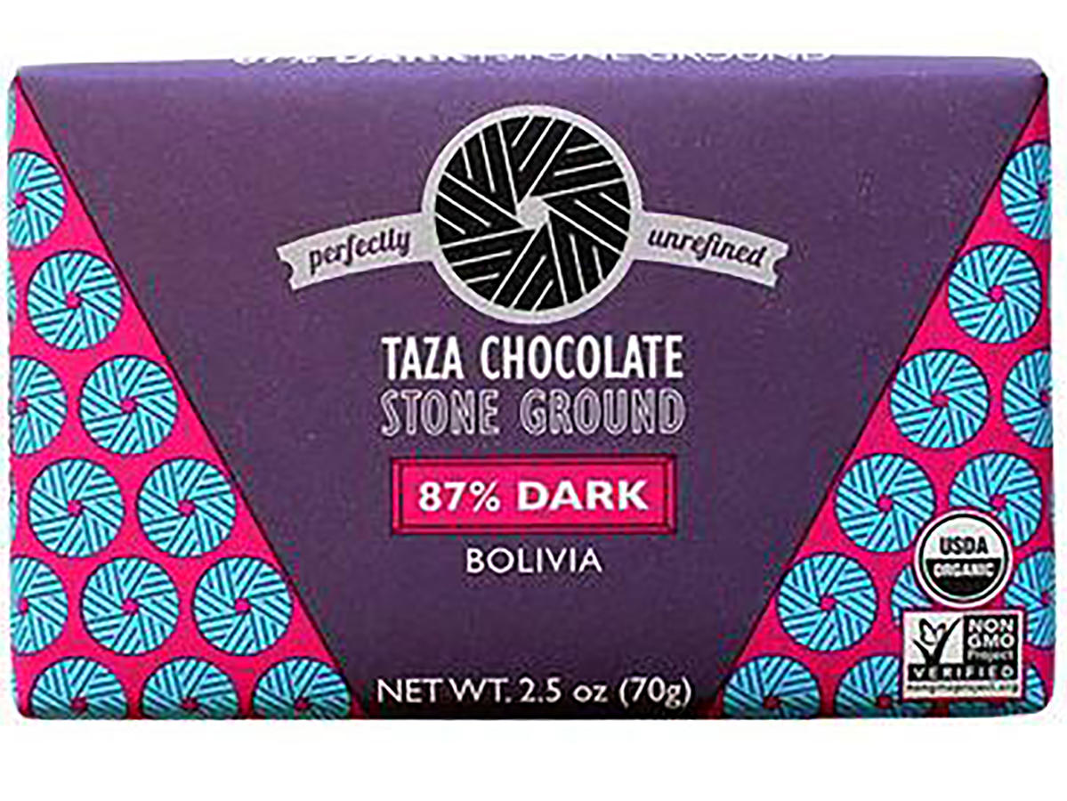 Taza Single Origin Chocolate Bar Boliva