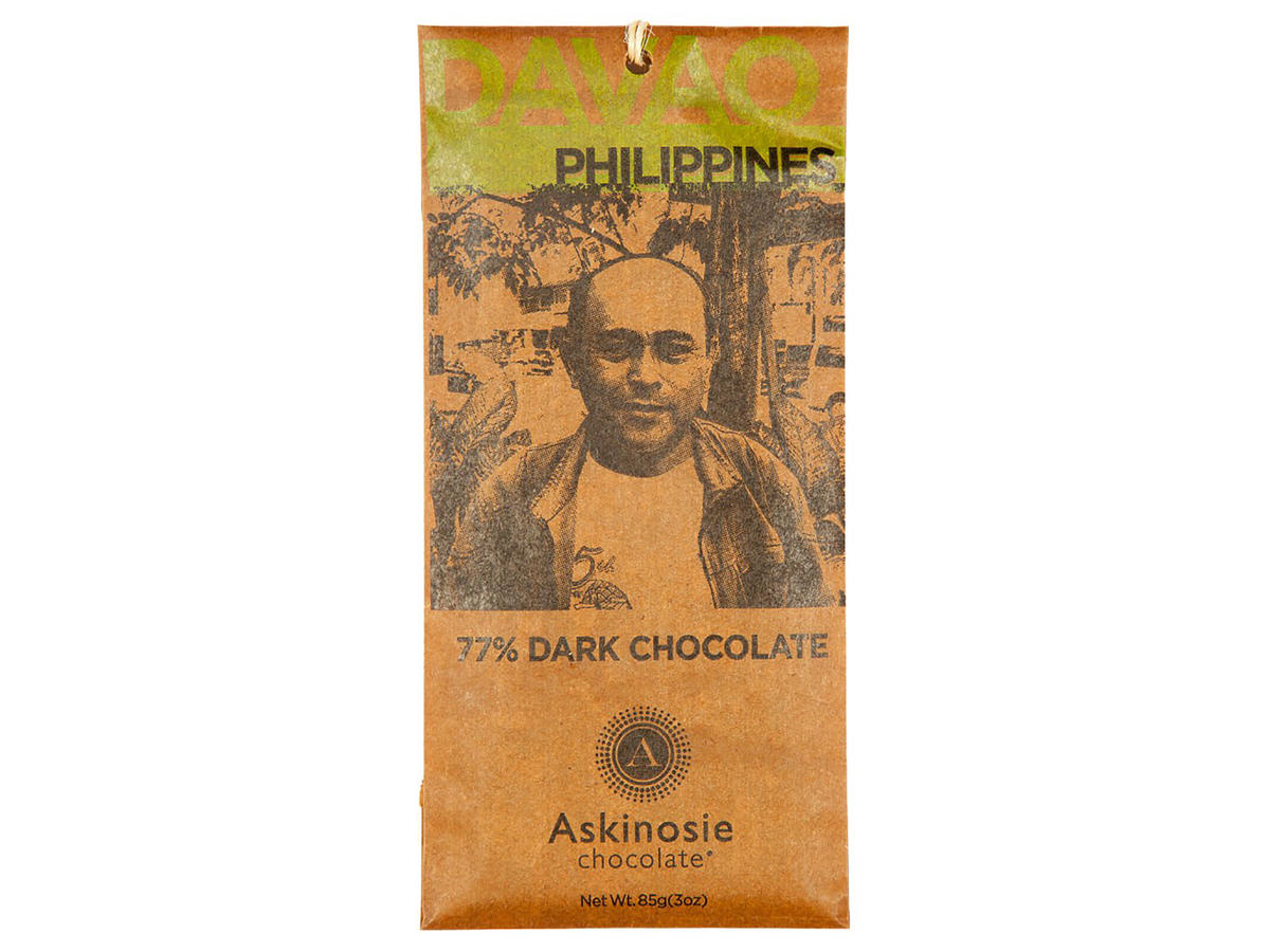 Askinosie Single-Origin Chocolate Philippines