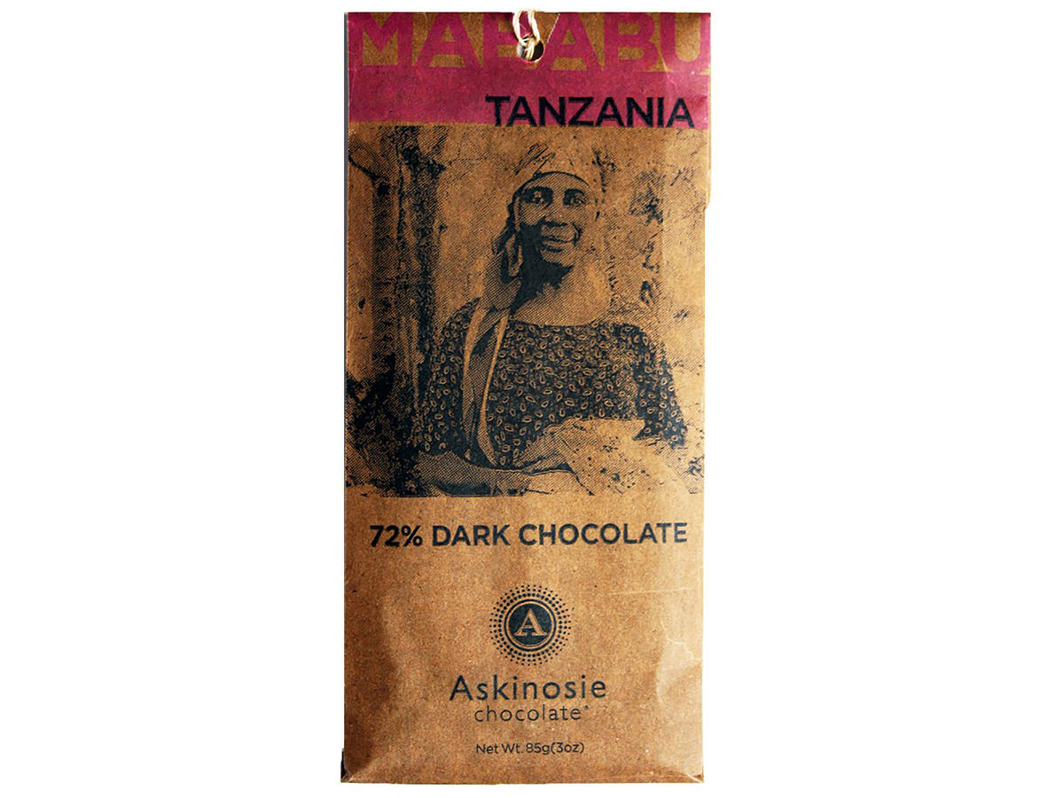 Askinosie Single-Origin Chocolate Tanzania