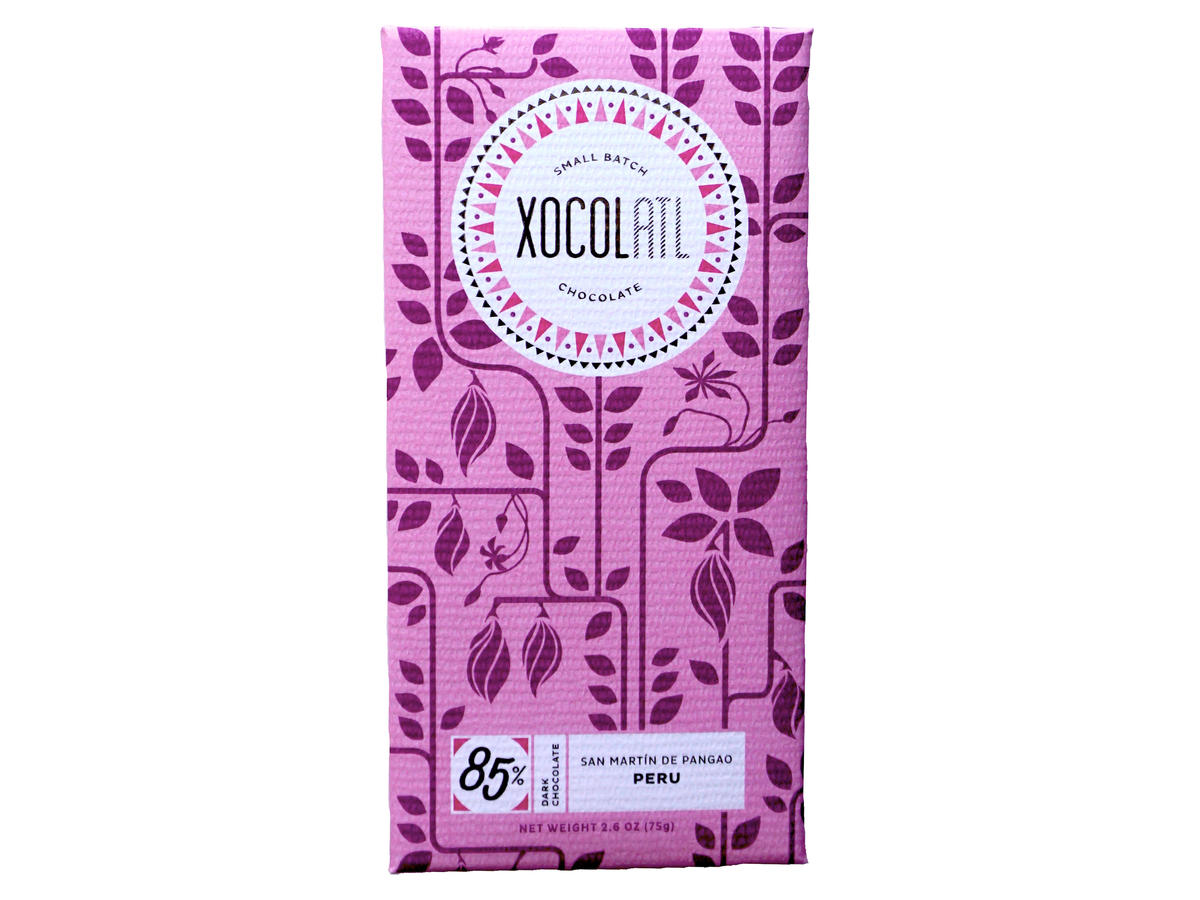 Xocolatl Single-Origin Chocolate Peru