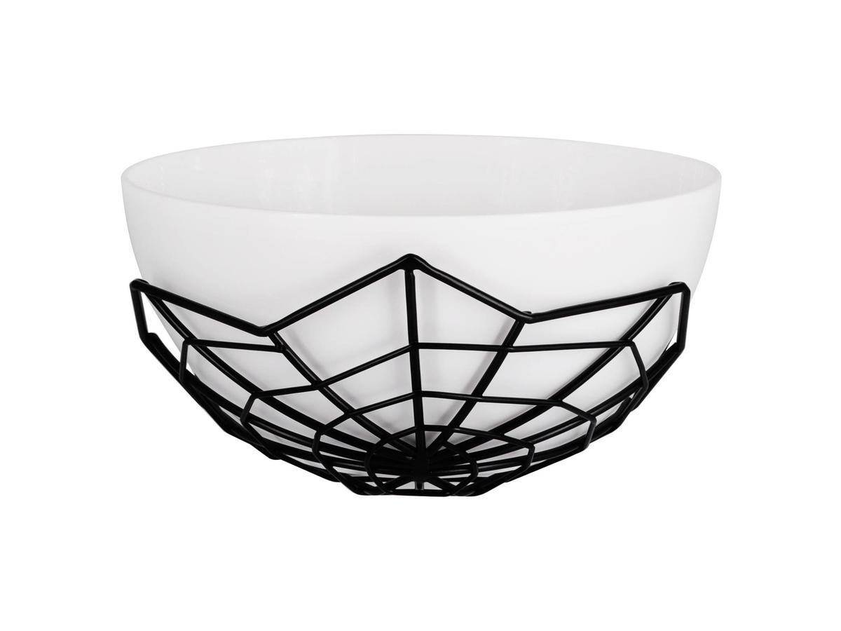 1708w Spiderweb Serving Bowl