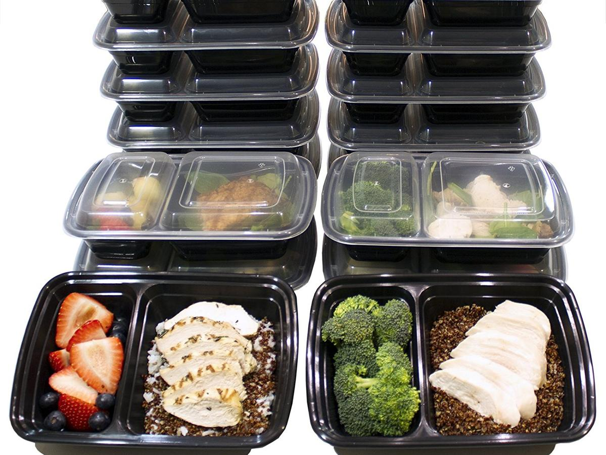 1708w Meal Prep Lunch Amazon Sale