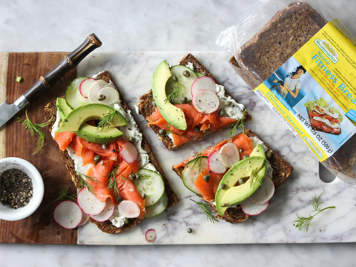 What is Fitness Bread (And Why Are We Obsessed With It)?
