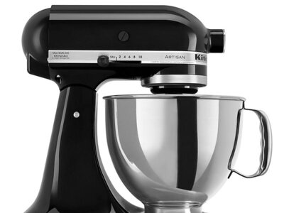 Run Don T Walk This Kitchenaid Mixer Is On Deep Discount Cooking