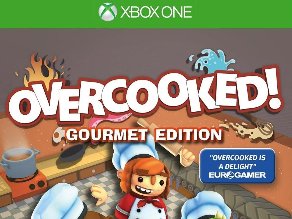 Overcooked: Gourmet Edition (Xbox one)