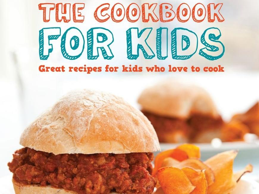 Williams-Sonoma The Cookbook for Kids: Great Recipes for Kids Who Love to Cook