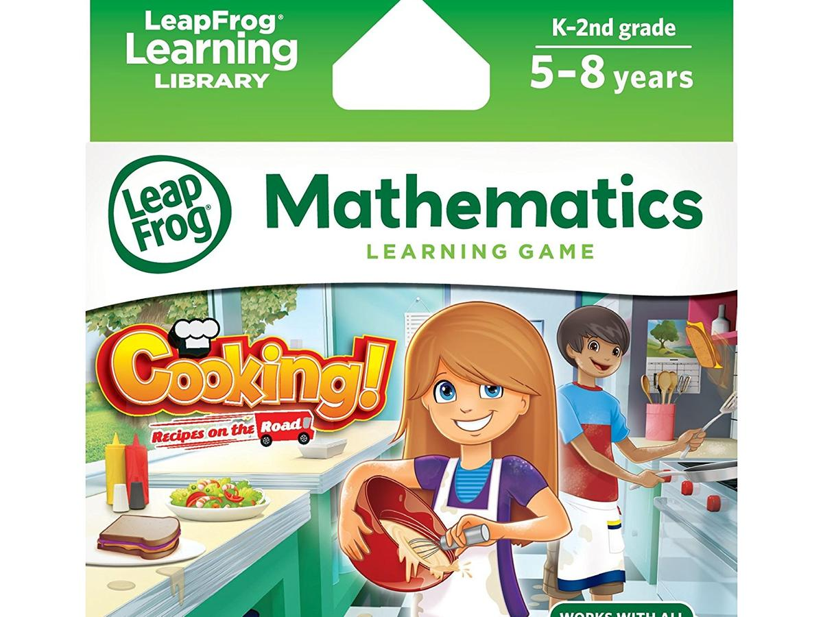 Leapfrog Cooking Recipes On The Road Learning Game
