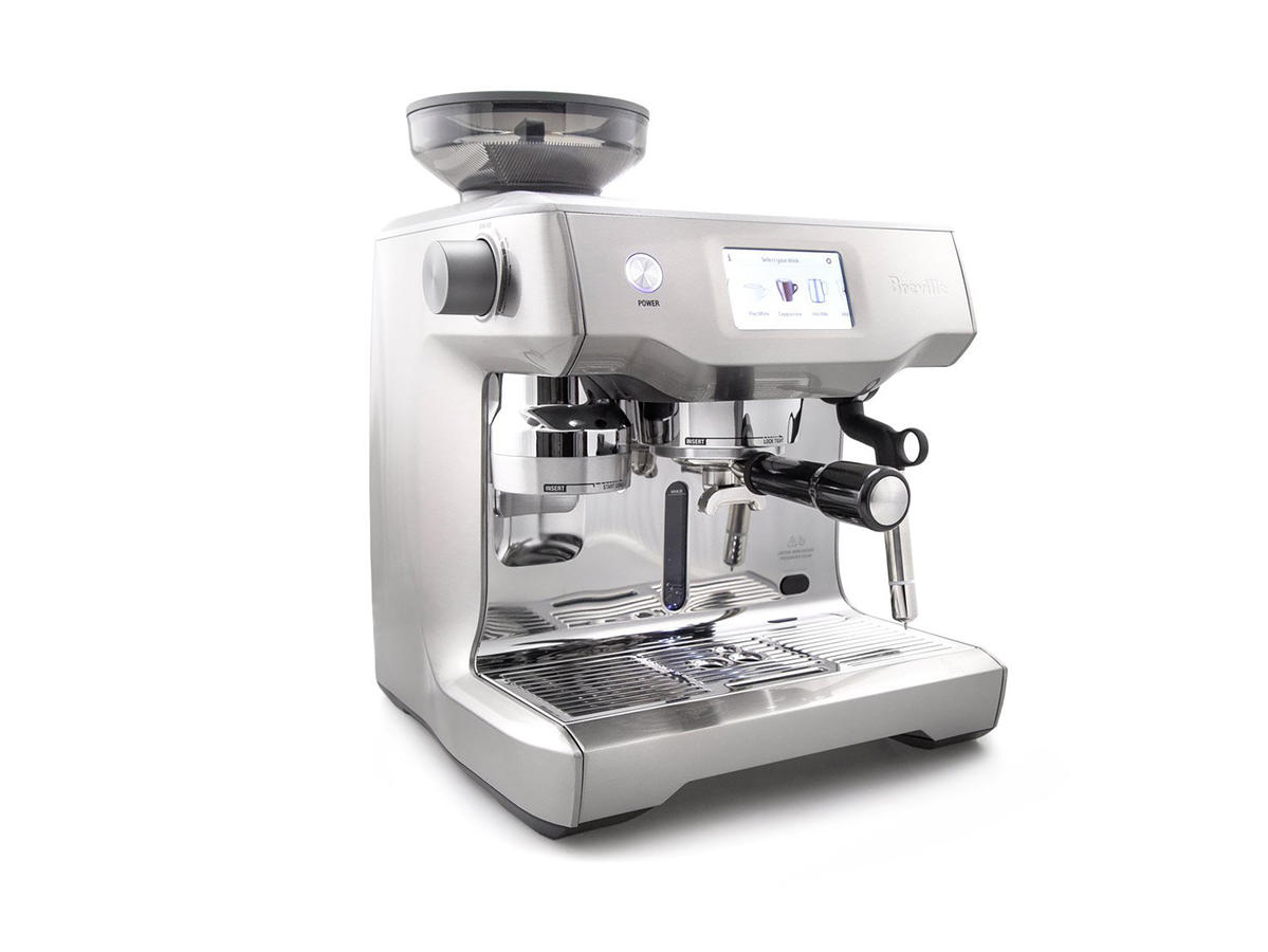 Breville Oracle Touch Screen