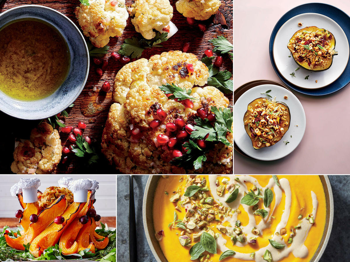 Vegan Thanksgiving Menu Recipes And Ideas Cooking Light