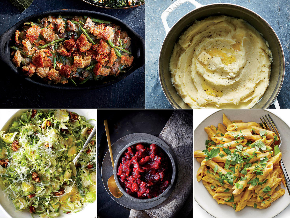Gluten Free Thanksgiving Menu Recipes And Ideas Cooking Light