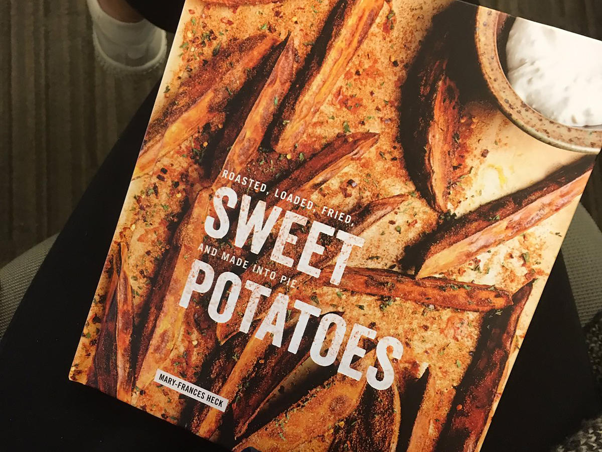 1711w Sweet Potatoes by Mary Frances Heck