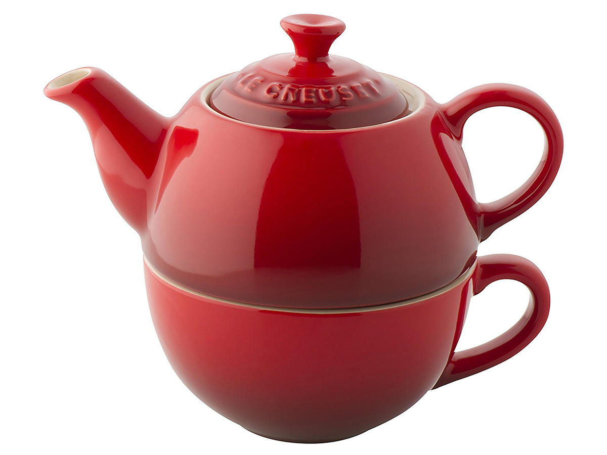 1712w Le Creuset Tea Pot
