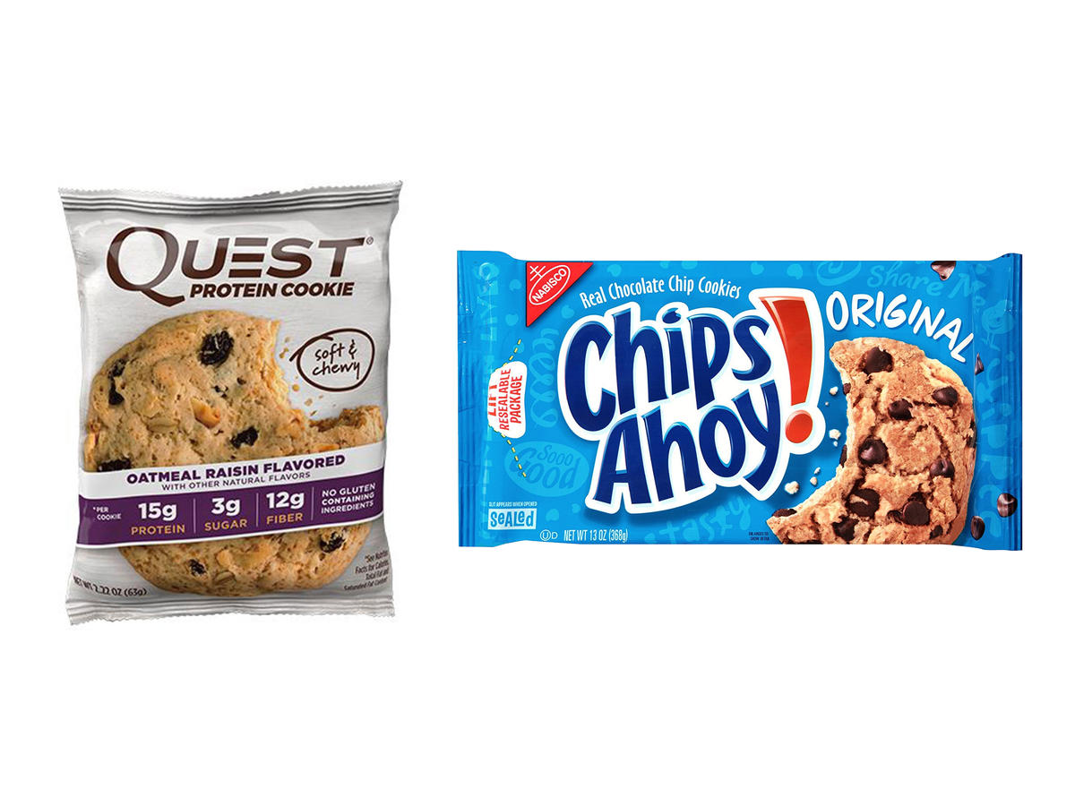 1801w Quest Protein Cookie