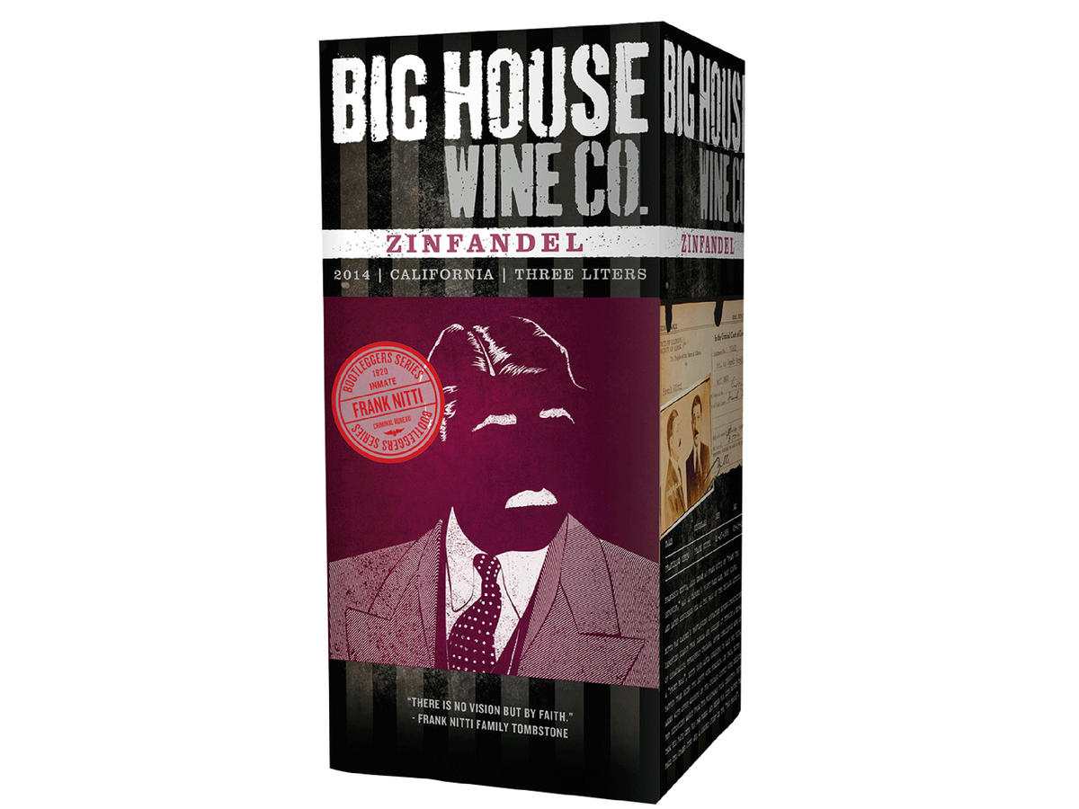Big House Wine Company Zinfandel