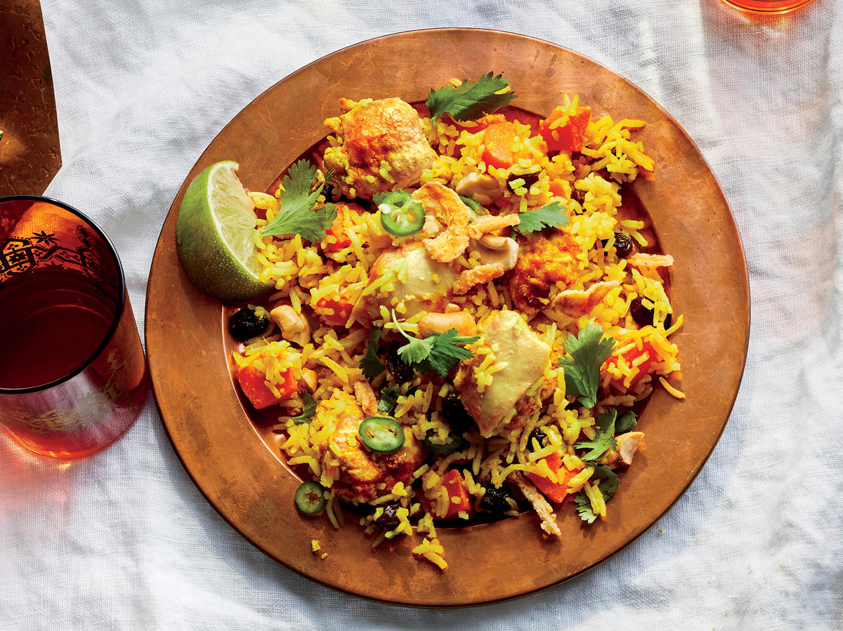 1803 Chicken Biryani