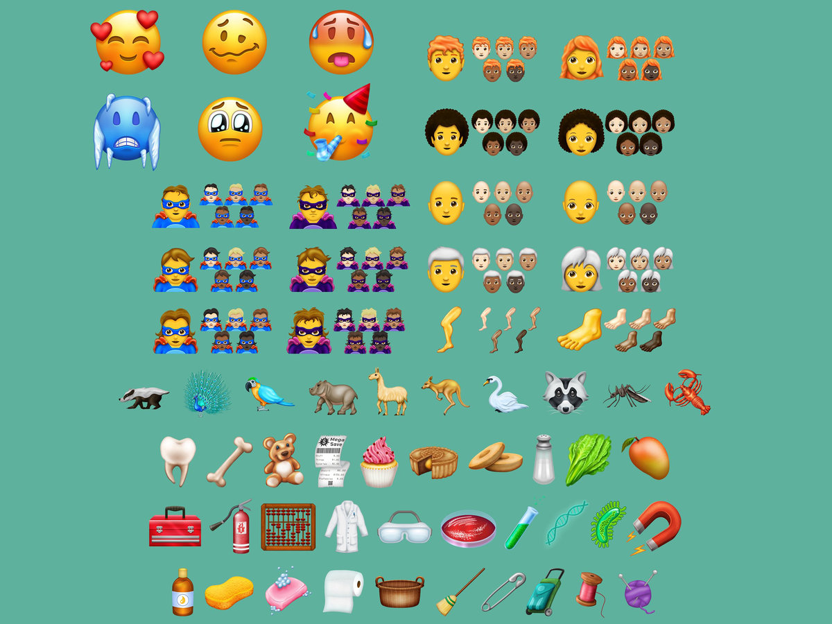 Emojipedia Emoji Update 2018