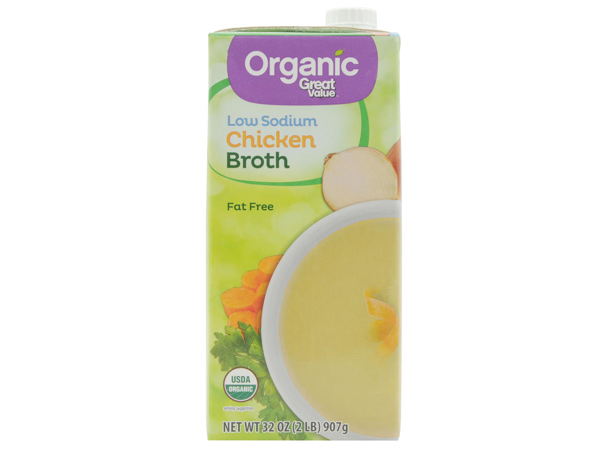 1802w great value chicken broth