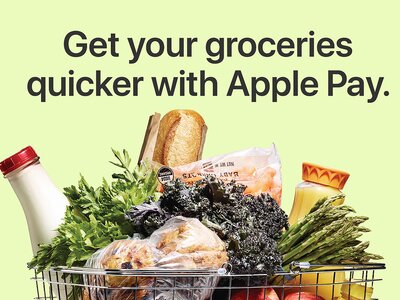 Instacart Offers Free Delivery With Apple Pay — Cooking Light