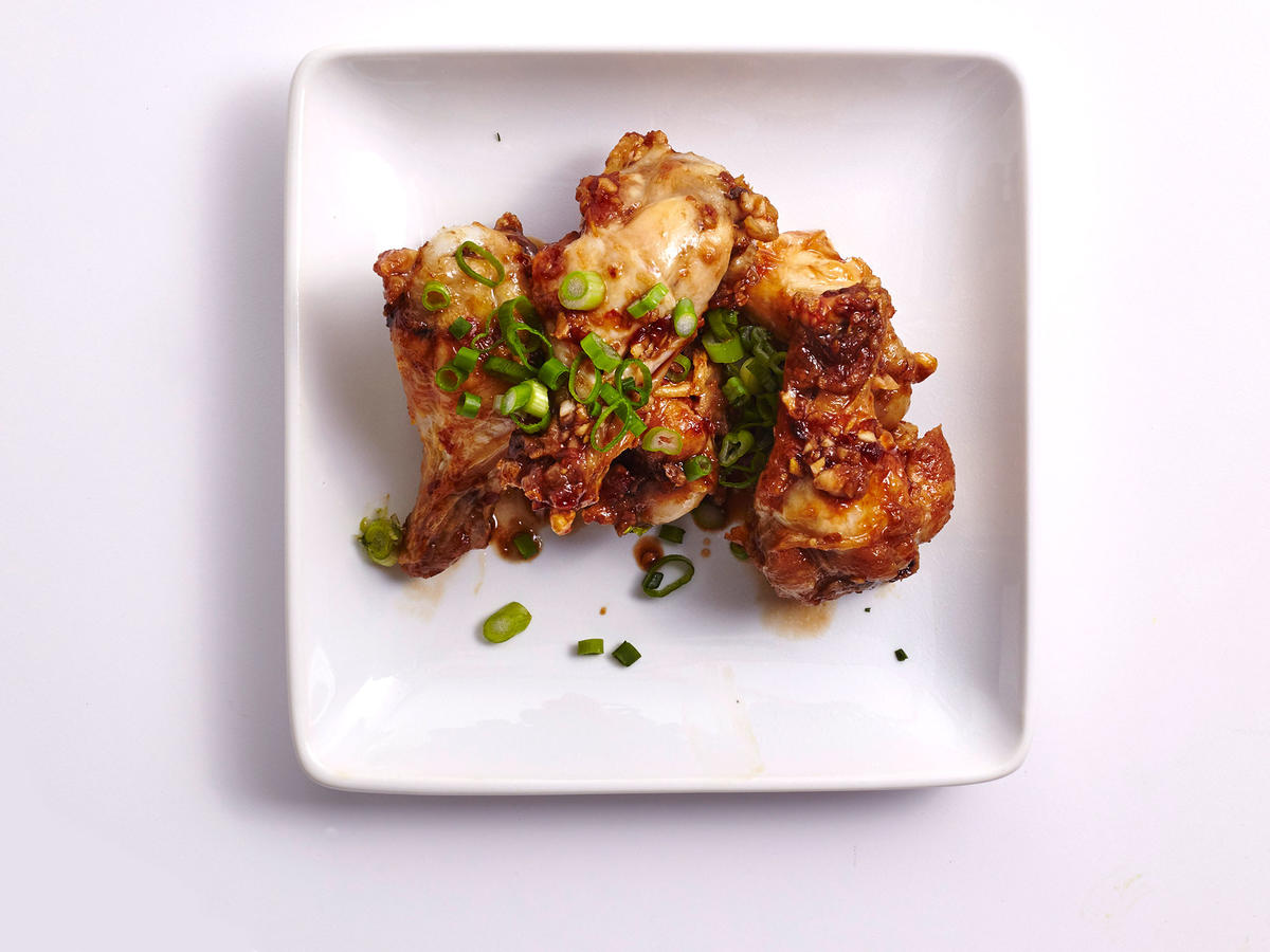 Air-Fried Chicken Wings