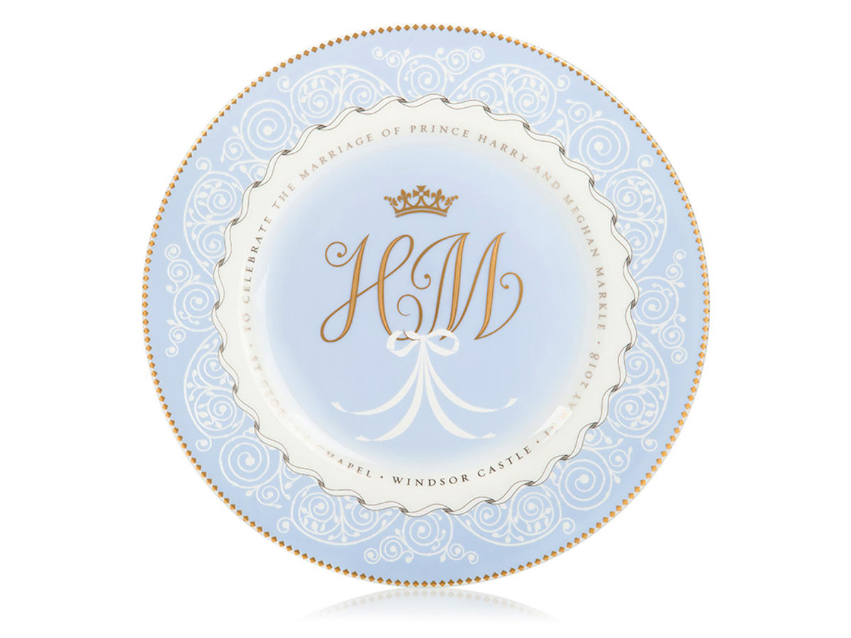 1803w Royal Wedding China