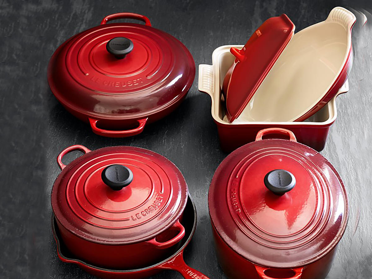 1803w Le Creuset Collection
