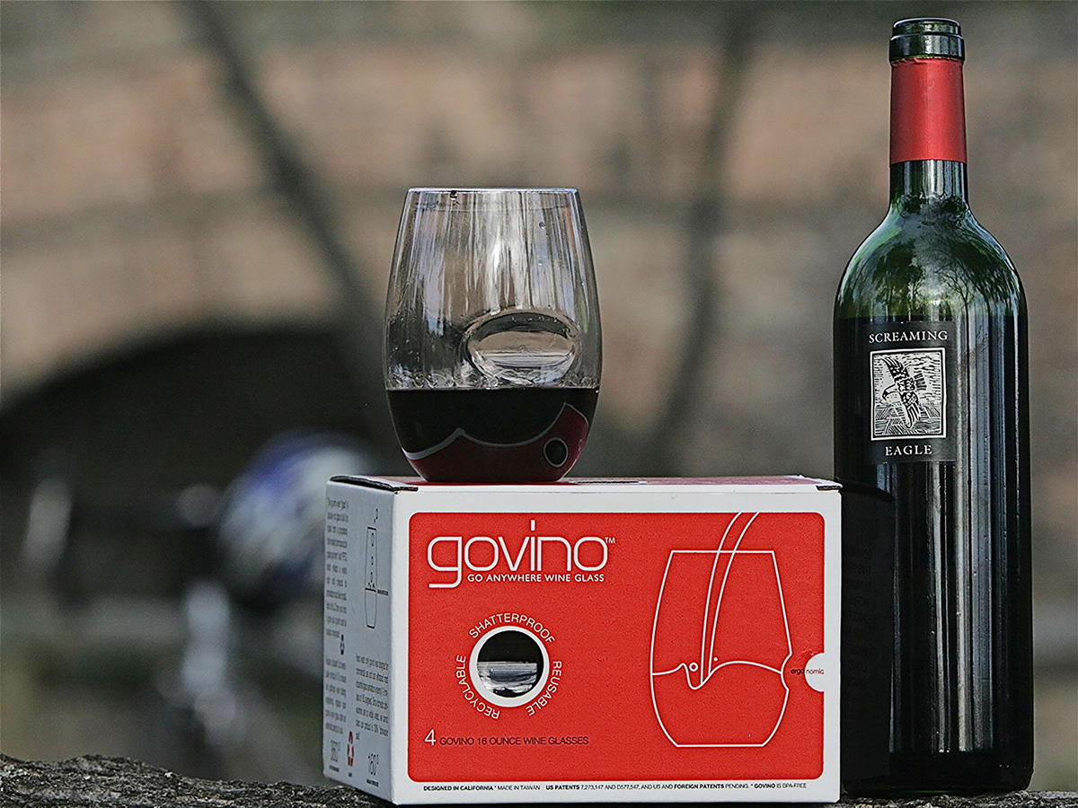 Shatterproof Govino Wine Glasses
