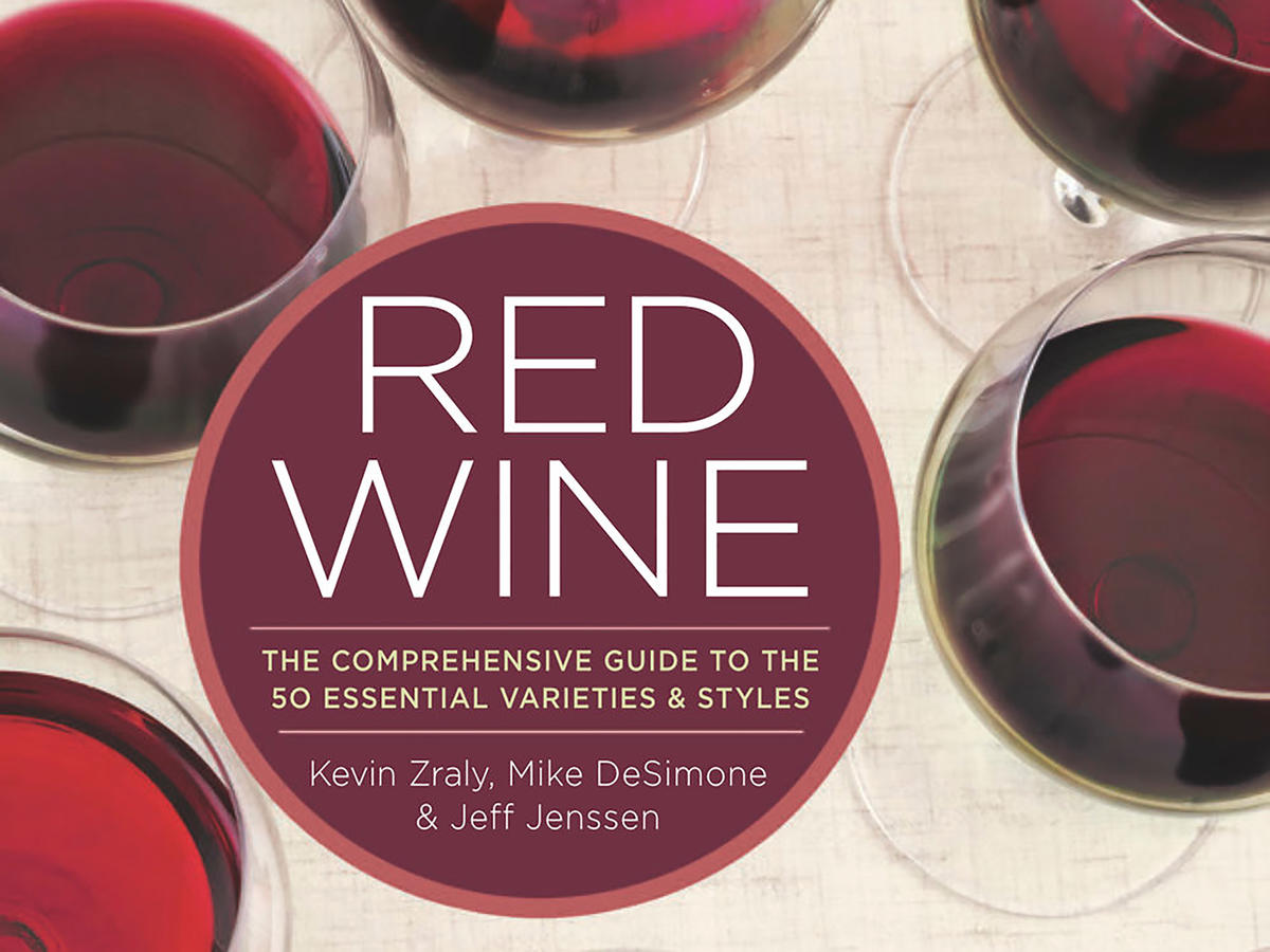 Red Wine: The Comprehensive Guide to the 50 Essential Varieties & Styles