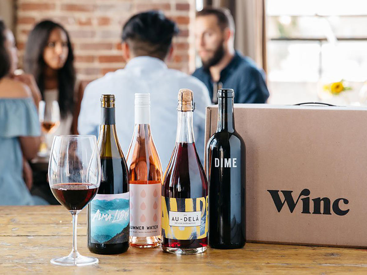 Winc Wine Box Subscription