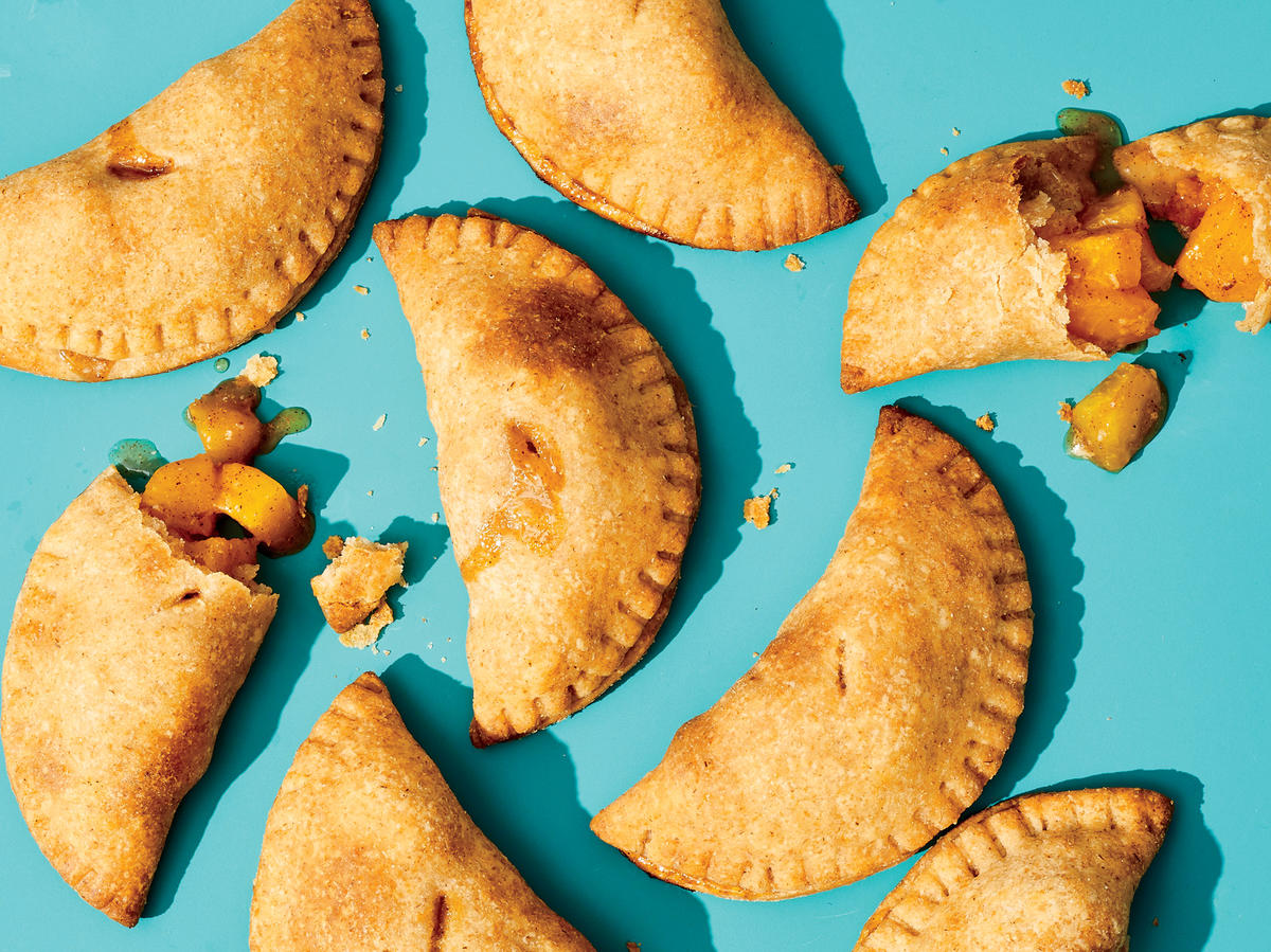 Treat Yourself: Easy Peach Hand Pies