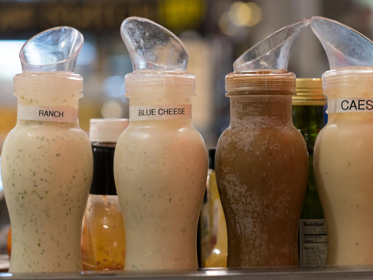 Whole Foods Salad Dressing