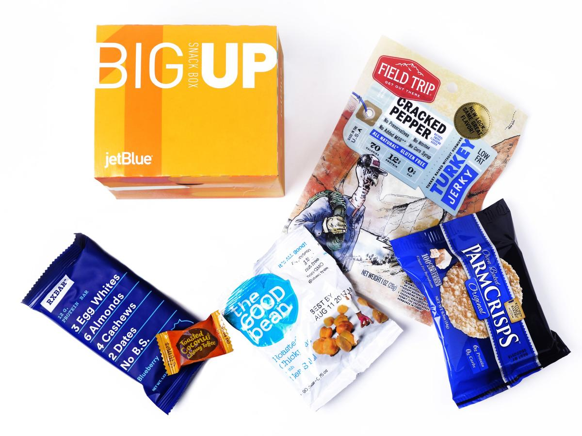 Big-Up Snack Box
