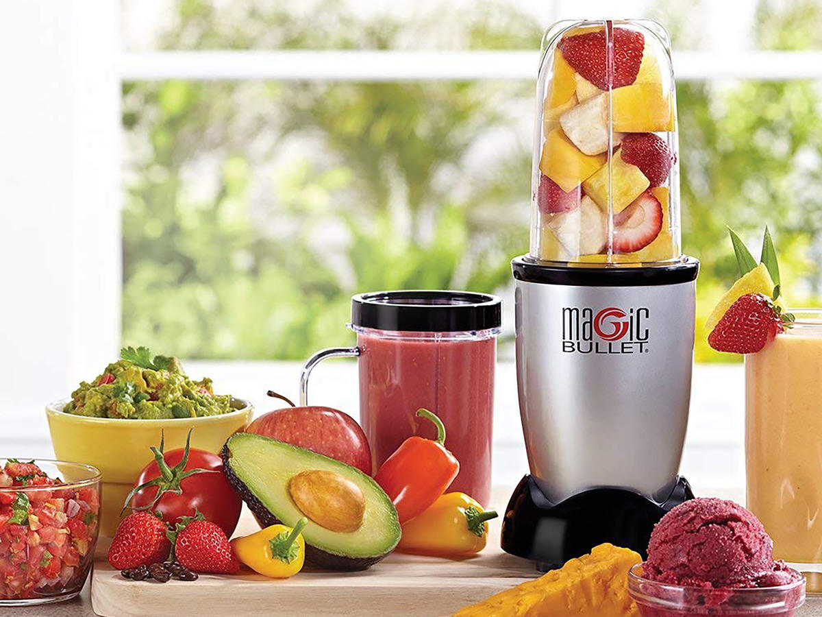 Magic Bullet Blender Set