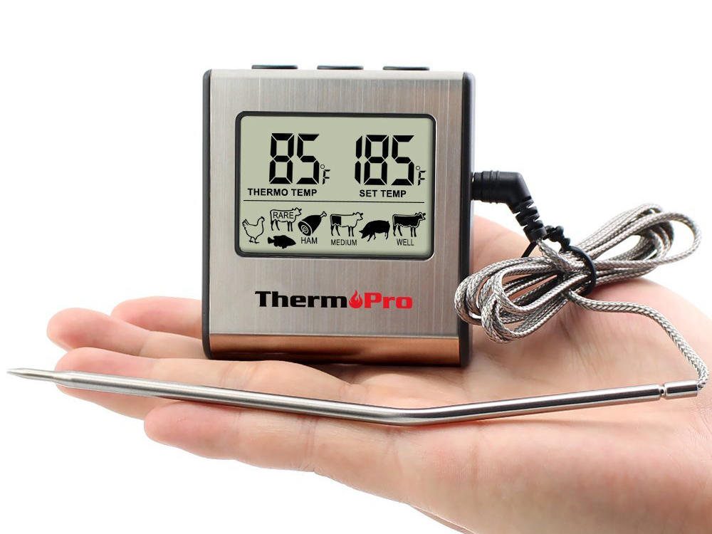 ThermoPro LCD Digital Food Thermometer