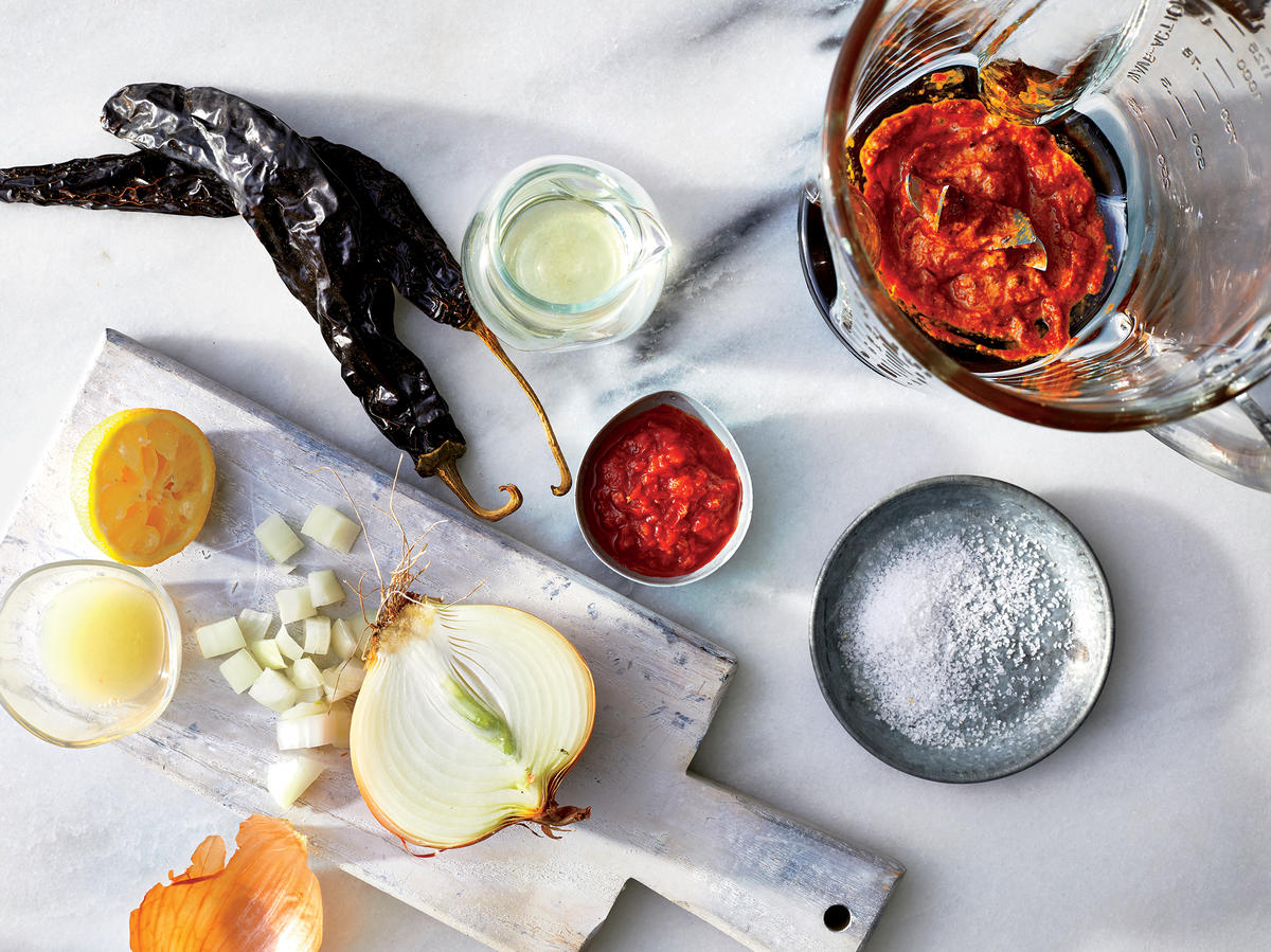 Marinades Work Best on Skewered Meat. Here's Why