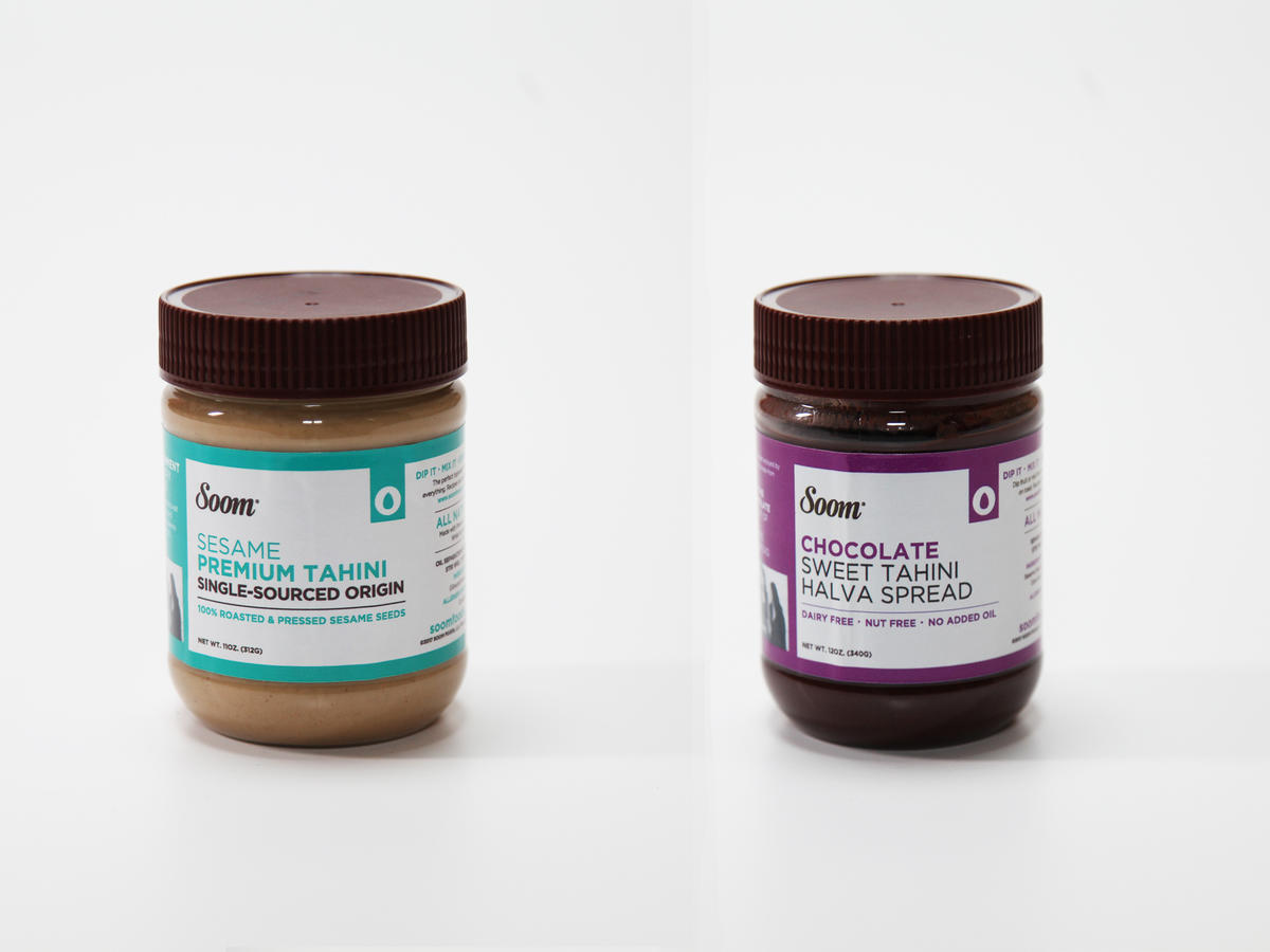 Soom's Tahini Sample Pack