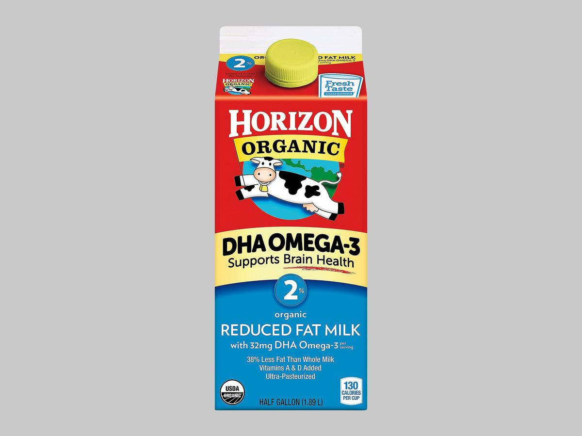 Omega 3 Fortified Milk