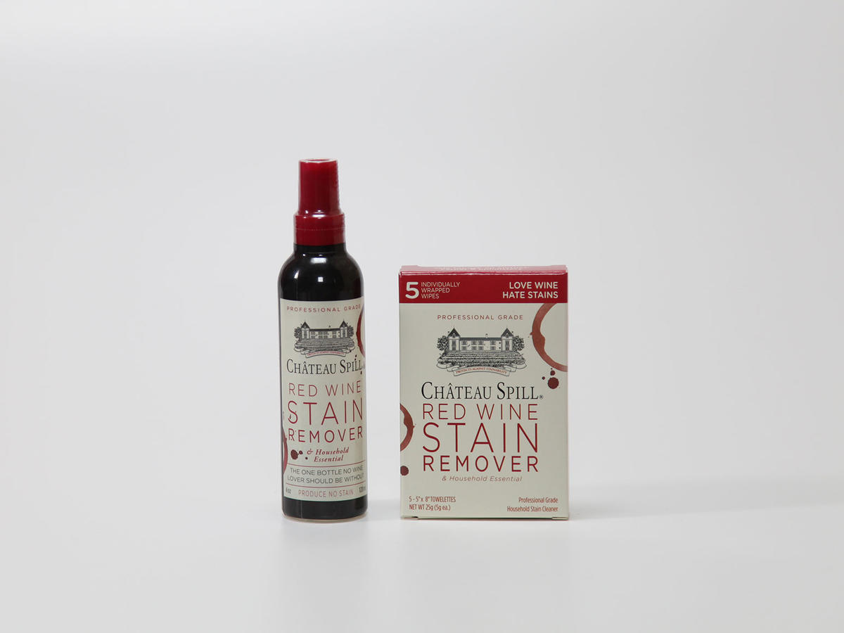 Chateau Spill Red Wine Stain Remover Kit